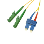 SC-E2000 Duplex Single Mode Patch Cords