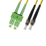 ST-SC Duplex Single Mode Patch Cords